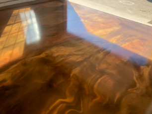 Metallic Epoxy Floor-16