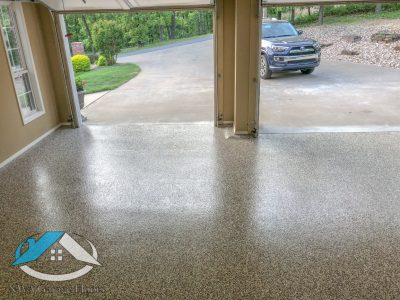 Bella Vista Epoxy Flake Floors