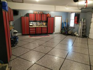 Garage Floor Coatings Advantages