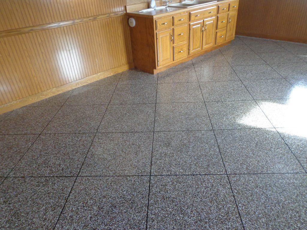 Pricing for Epoxy Flake Garage Floors