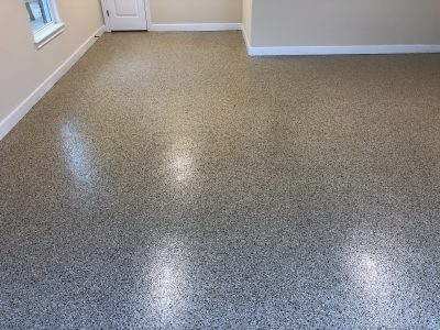 Bentonville Epoxy Flake Garage Floor Coatings