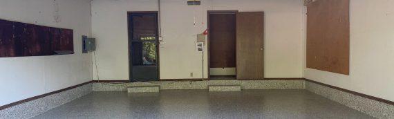 Garage Floor Transformation